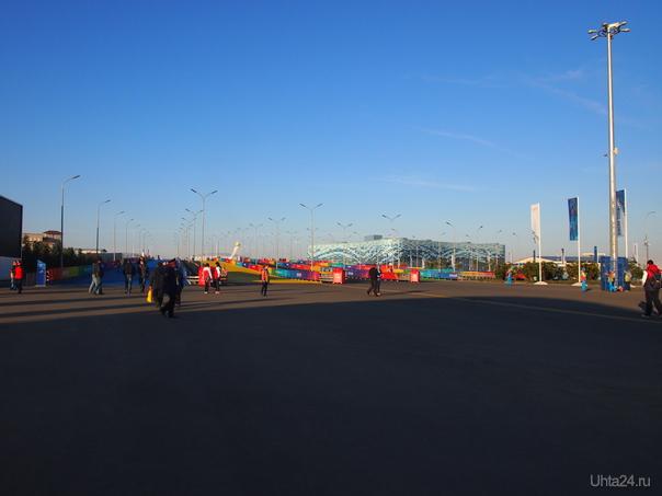 Цветные мосты по дороге к  Мероприятия Ухта