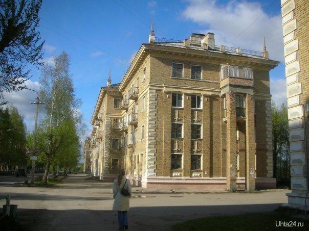 ул.Мира Улицы города Ухта