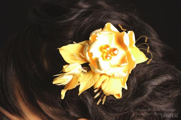 цветы ручной работы,http://vk.com/irinakozhevina Творчество, хобби Ухта