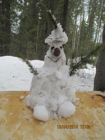 До следующей зимы!!!! Природа Ухты и Коми Ухта