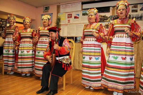 Концерт польской песни в Центре славянских культур. Мероприятия Ухта