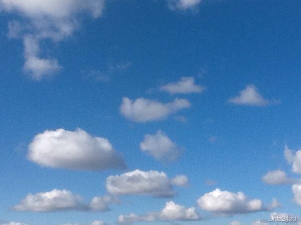 Небо Первомая!2014 год Природа Ухты и Коми Ухта