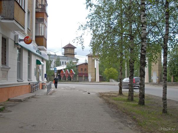 ул. Первомайская, 2012 г. Улицы города Ухта