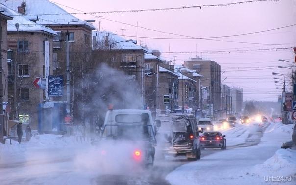 -32 С Улицы города Ухта