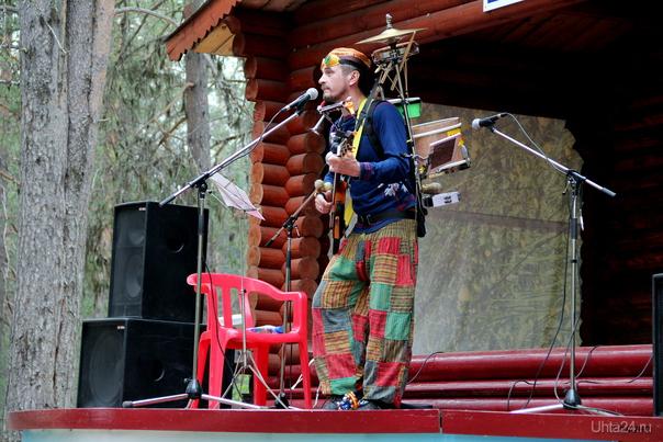 Фестиваль авторской песни. Крохаль, июнь 2014г. Мероприятия Ухта