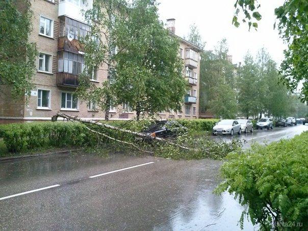 Плохая погода  Ухта