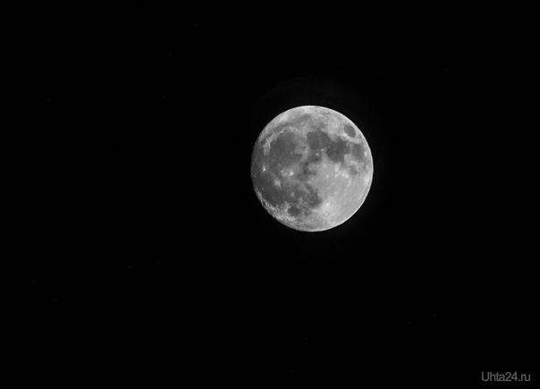 Луна...луна... Природа Ухты и Коми Ухта