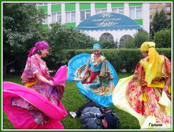 День города.2011 Мероприятия Ухта