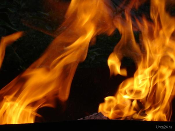 Танец огня. Разное Ухта