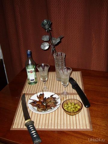Скромный ужин ) Разное Ухта