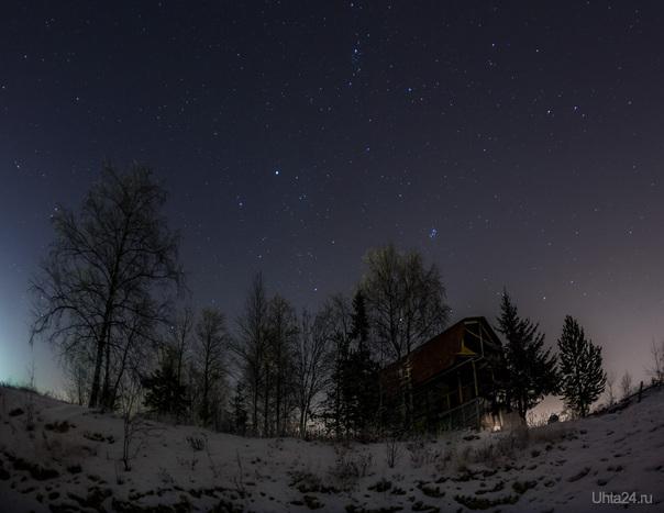 Звезды. Природа Ухты и Коми Ухта