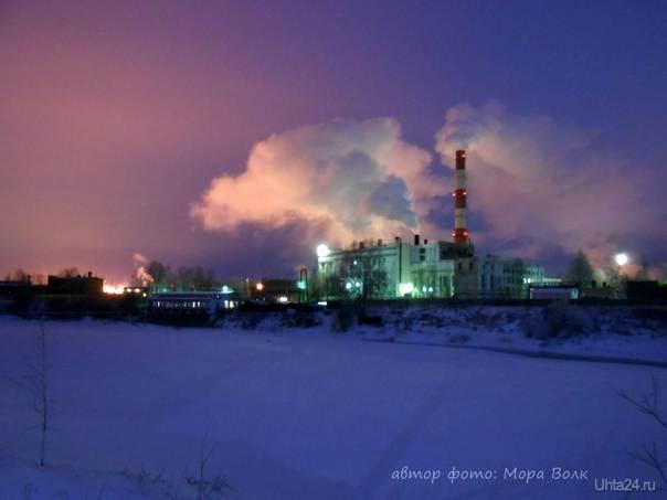 фабрика тепла  Ухта