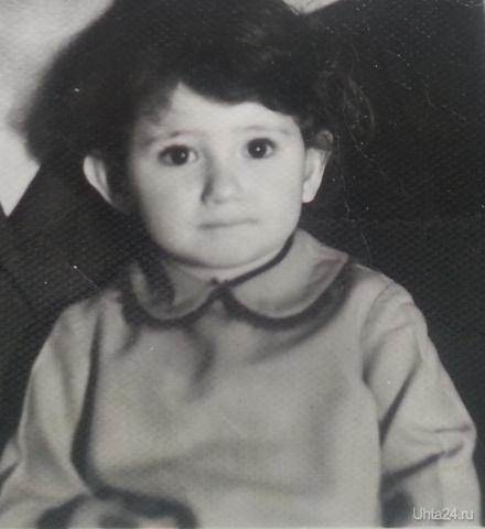 Мои уши и я..... Мое черно-белое детство Ухта