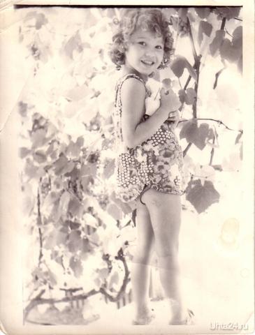 У бабули в винограднике... Мое черно-белое детство Ухта