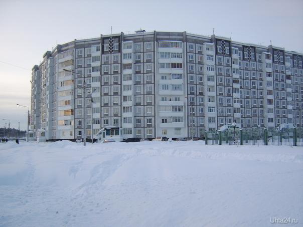 ул.Зерюнова,дом №6 Улицы города Ухта