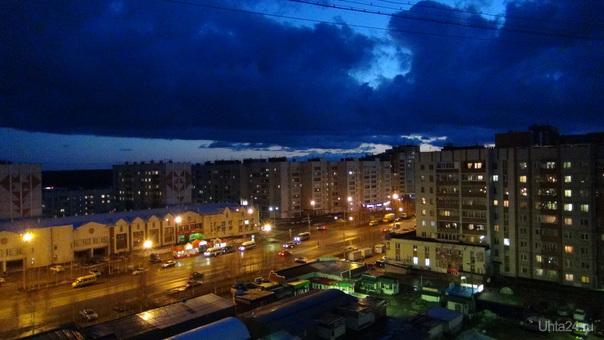 Добрый вечер, Ухта! Улицы города Ухта