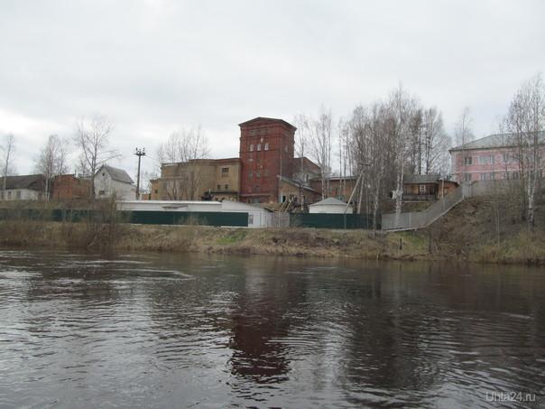 водозабор в старый город Природа Ухты и Коми Ухта