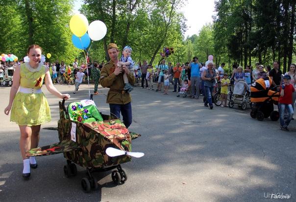 Парад колясок Мероприятия Ухта