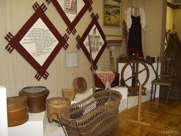 Историко-краеведческий музей. Старинные предметы быта. Мероприятия Ухта