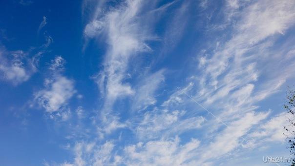 Пронзая облака... Природа Ухты и Коми Ухта