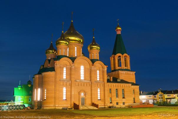 Храм во имя Новомучеников и Исповедников Российских в земле Коми просиявших  Ухта