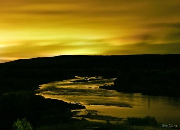 Действительно - осень золотая :) Природа Ухты и Коми Ухта