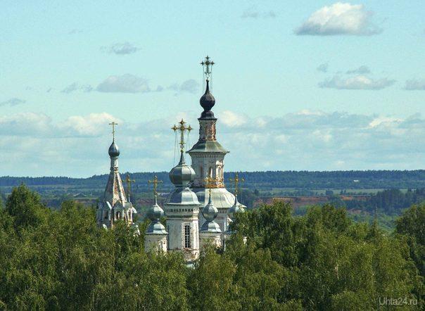 Россия, просторы  Ухта