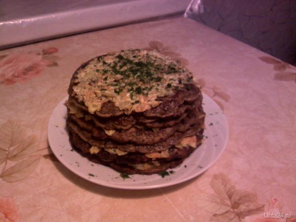 Тортик  Ухта