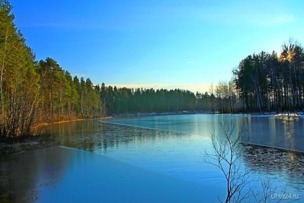 Засыпающее озеро. Сыктывдинский район. Природа Ухты и Коми Ухта