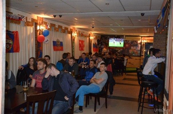 Лига Чемпионов 2015 ELEPHANT, СПОРТ БАР Ухта