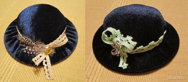 Игольницы-шляпки 2.  Ухта
