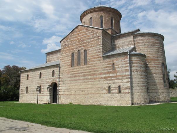 Православный храм г. Пицунда, Абхазия  Ухта
