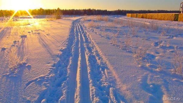 Сегодня 2 января, праздник продолжается! Лыжня зовет! Природа Ухты и Коми Ухта