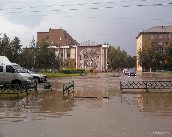 Лето, ах лето... Улицы города Ухта