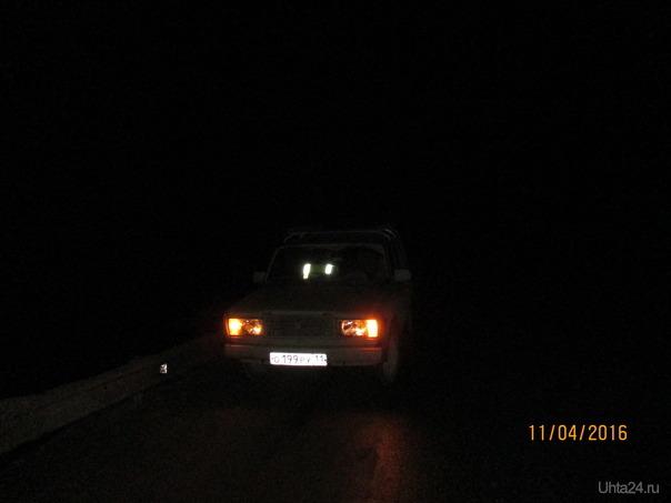мой автомобиль  Ухта