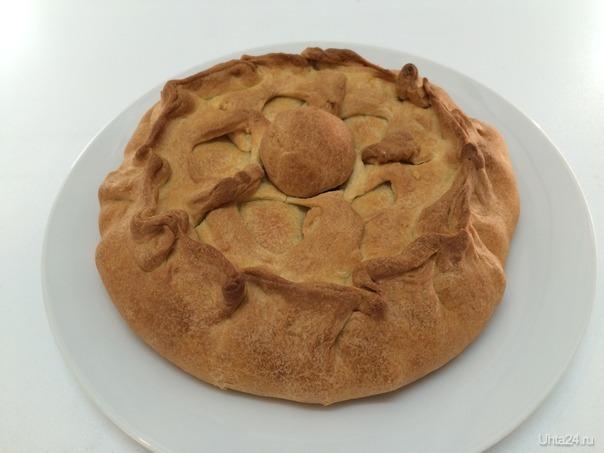 Татарский пирог с куриной грудкой и картофелем БУФЕТТ Ухта