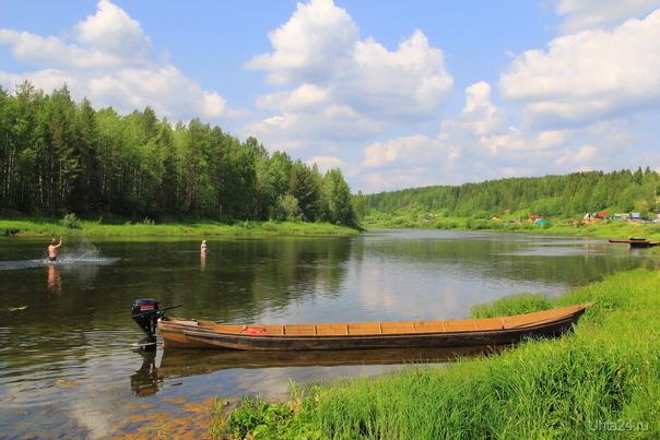 Река Ухта Природа Ухты и Коми Ухта