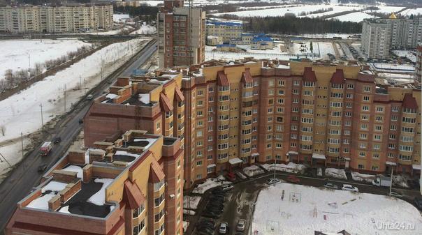 проспект Зерюнова,наб.газовиков.  Ухта