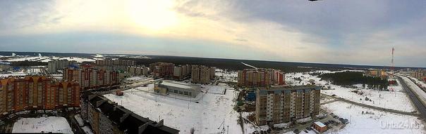 панорама  Ухта