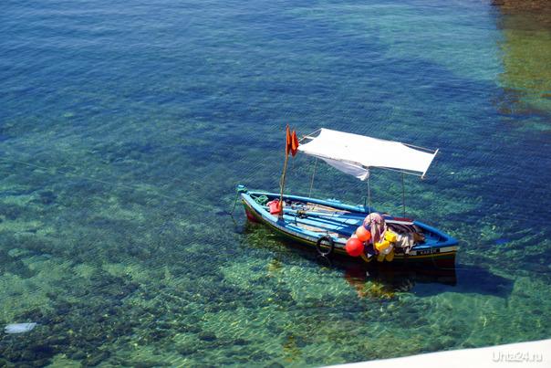 Тунис Махдия лодка рыбака  Ухта