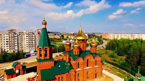 храм Новомучеников и Исповедников церкви Русской  Ухта