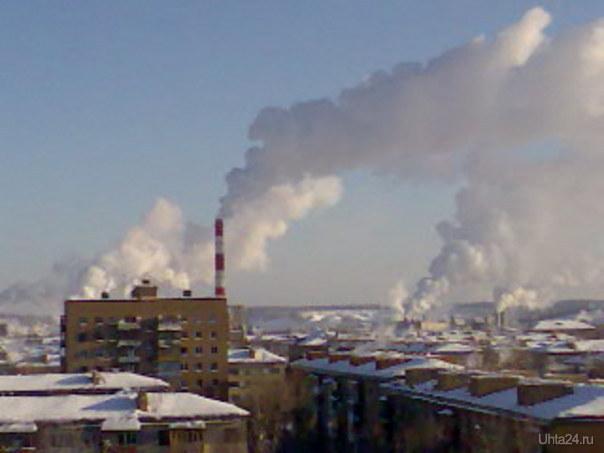 Экология Улицы города Ухта