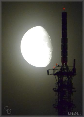 Луна   Ухта