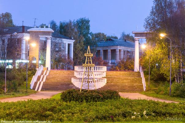 Сентябрь-2016  Ухта