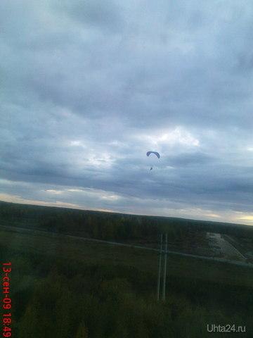 Летающий объект Разное Ухта