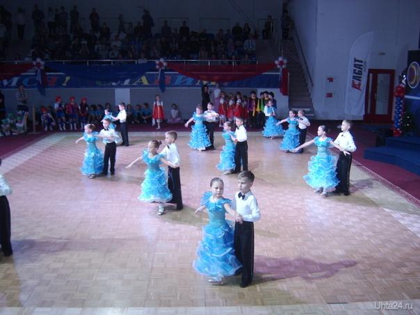 участники танцевального фестиваля 17.12.2016 г.  Ухта