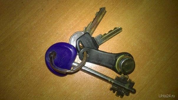 найдены ключи нефтяников 21  Ухта