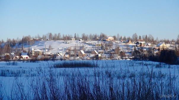 Солнечный, морозный, февральский день!😊   Ухта