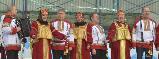 Масленица 2017  Ухта