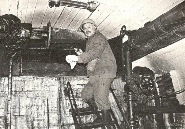 Михалков в шахте. Ярега История Ухта